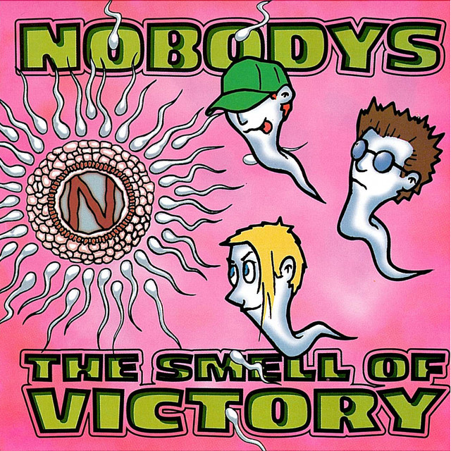 Nobodys The Smell of Victory album cover