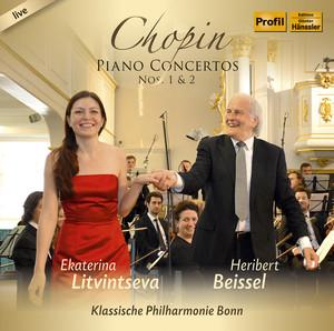 Chopin: Piano Concertos Nos. 1 & 2 Albümü