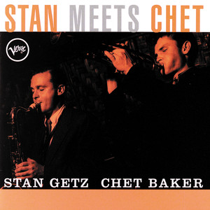 Stan Meets Chet Albumcover