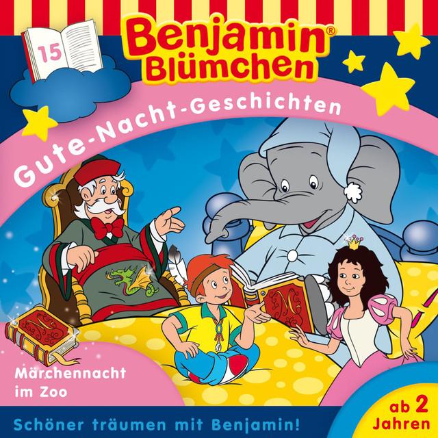 Gute-Nacht-Geschichten - Folge 15: Die Märchennacht im Zoo Cover