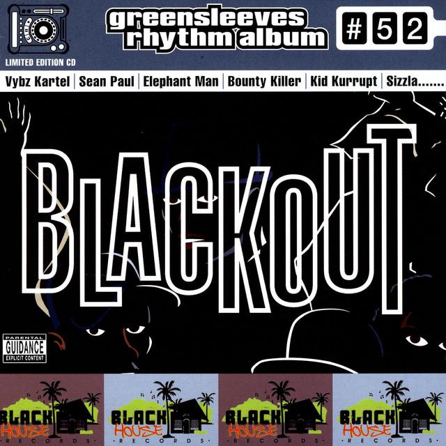 Various Artists Blackout album cover