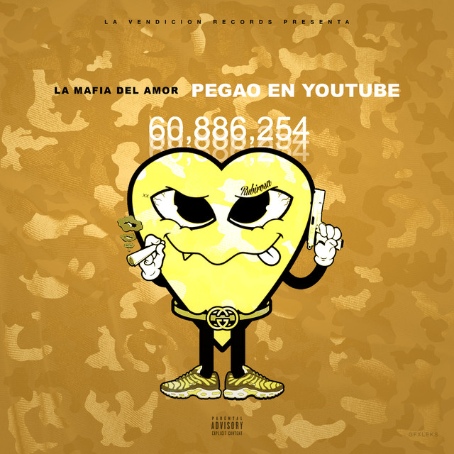 Pegao en Youtube