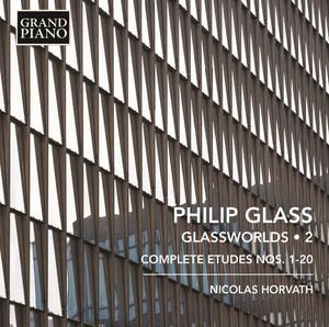 Glass: Glassworlds, Vol. 2 Albümü