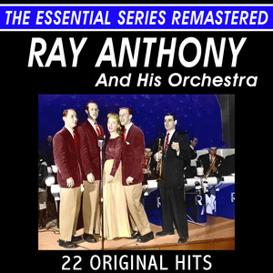 Ray Anthony & His Orchestra, Tommy Mercer Blue Moon cover