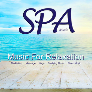 Spa Music: Music for Relaxation Meditation Massage Yoga Studying and Sleep Music Albumcover