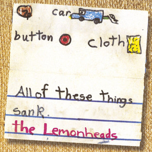 Car Button Cloth - Lemonheads