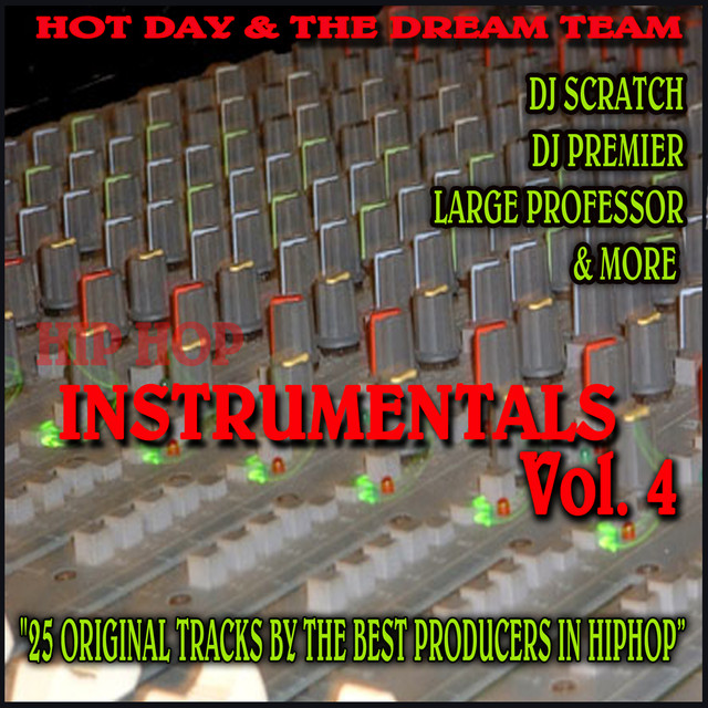 Artwork for Handclappin by Hot Day & The Dreamteam