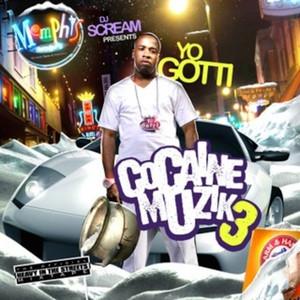 Cocaine Muzik 3 Albumcover