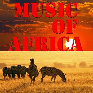 Music Of Africa Albumcover