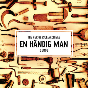 The Per Gessle Archives - En händig man - Demos Albumcover