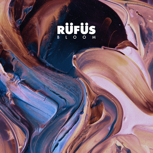 Album cover for Bloom by RÜFÜS