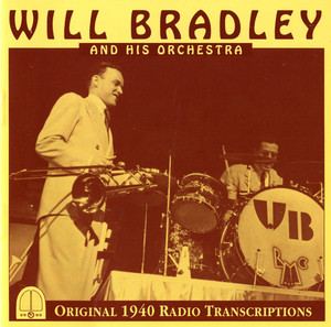 Will Bradley, Will Bradley Orchestra In a Little Spanish Town cover
