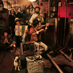 The Basement Tapes Albumcover