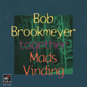 Bob Brookmeyer, Mads Vinding Everything Happens To Me cover