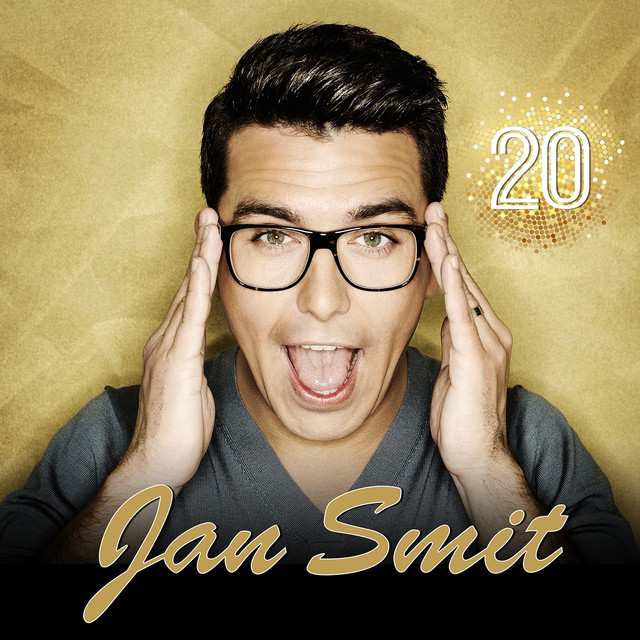 Album cover for 20 by Jan Smit