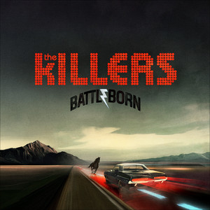 Battle Born Albumcover