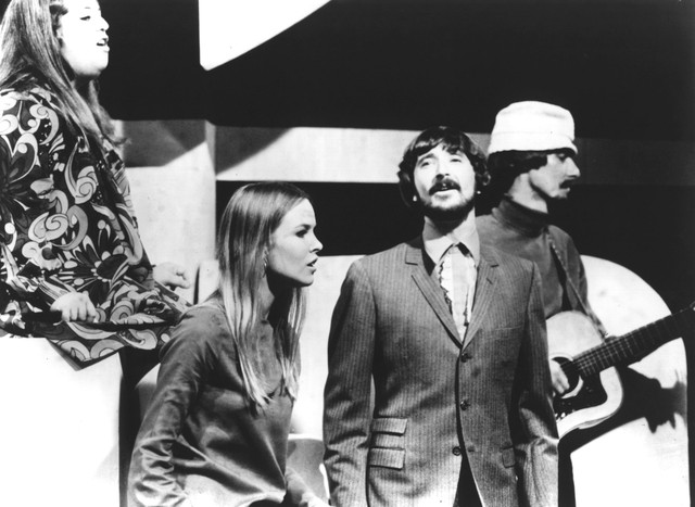 The Mamas and the Papas photo