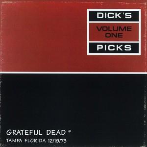 Dick's Picks Vol. 1: 12/19/73 Albumcover