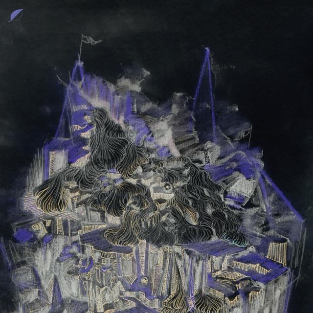 Album cover for Vín by Janus Rasmussen