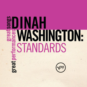 Standards  - Dinah Washington
