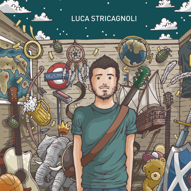 Luca Stricagnoli tickets and 2018 tour dates