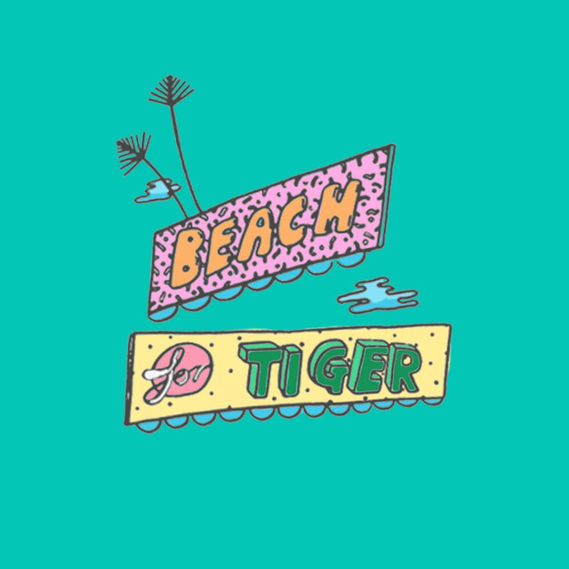 Beach For Tiger