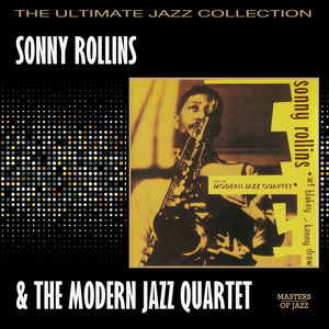 The Modern Jazz Quartet, Sonny Rollins Time On My Hands cover