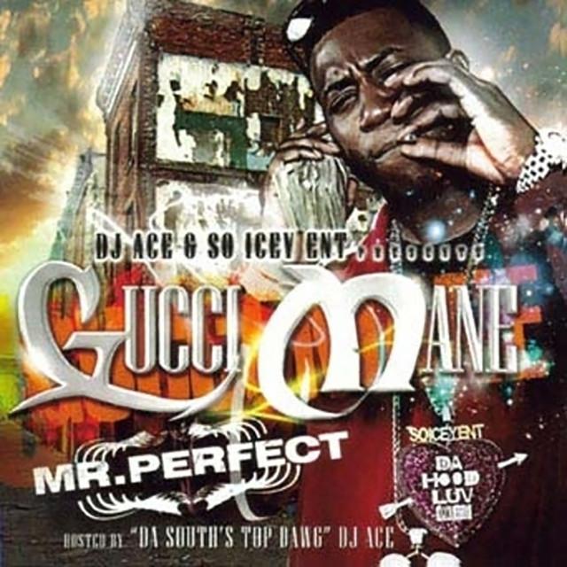 Mr Perfect Albumcover