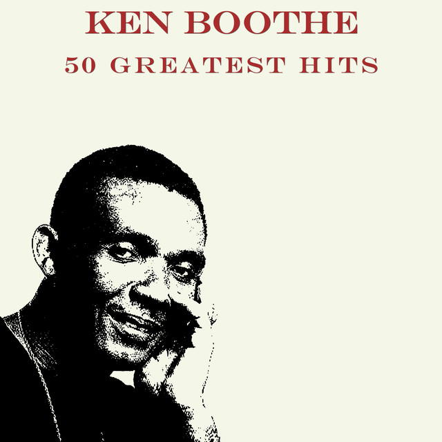 50 Greatest Hits Ken Boothe