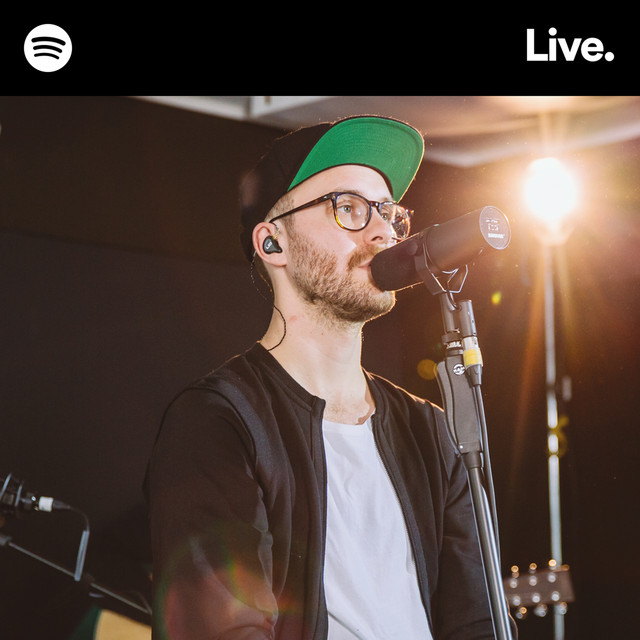 Album cover for Spotify Live by Mark Forster