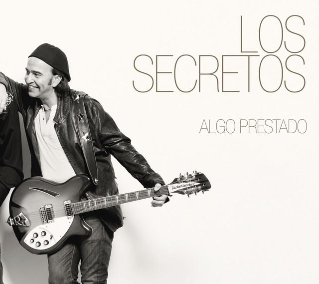 Los Secretos Algo prestado album cover