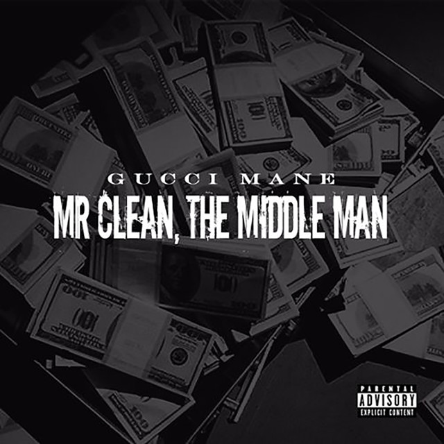 Mr Clean the Middle Man Albumcover