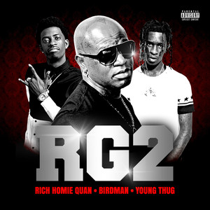 Rich Homie Quan, Birdman, Young Thug  , Drake Tell Me Why cover
