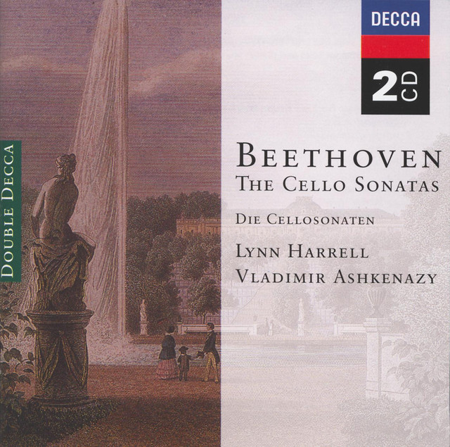 Beethoven: Cello Sonatas (2 CDs)
