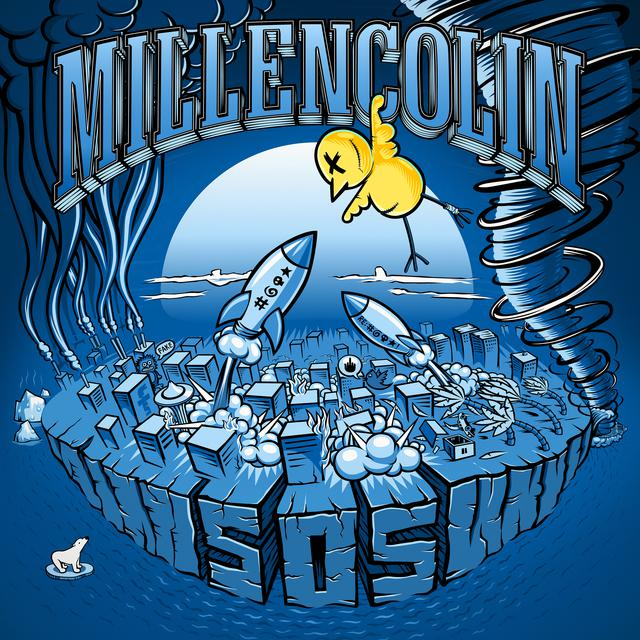 Album cover for SOS by Millencolin