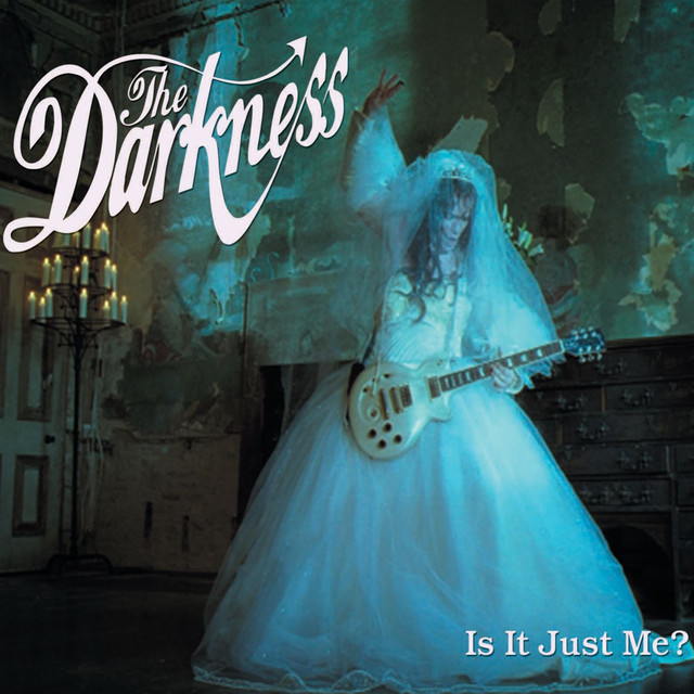 The Darkness Is It Just Me? album cover