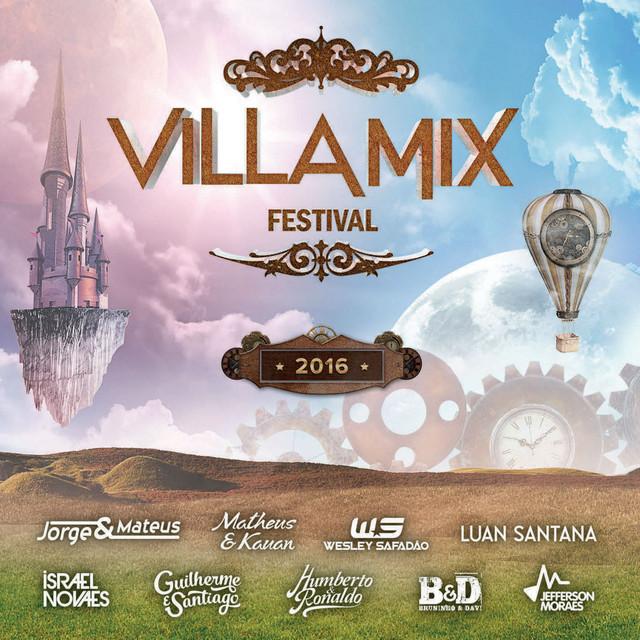 Villa Mix Festival 2016 (Deluxe) [Ao Vivo]