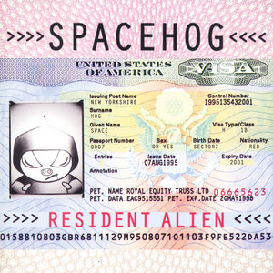 Resident Alien - Spacehog