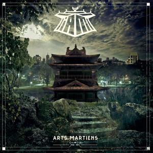 Arts martiens album