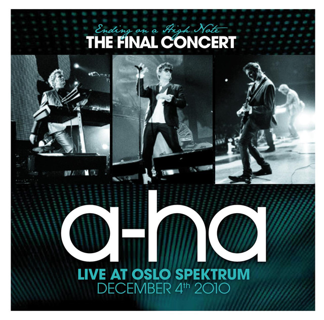 a-ha Ending On A High Note - The Final Concert (Deluxe Version) album cover
