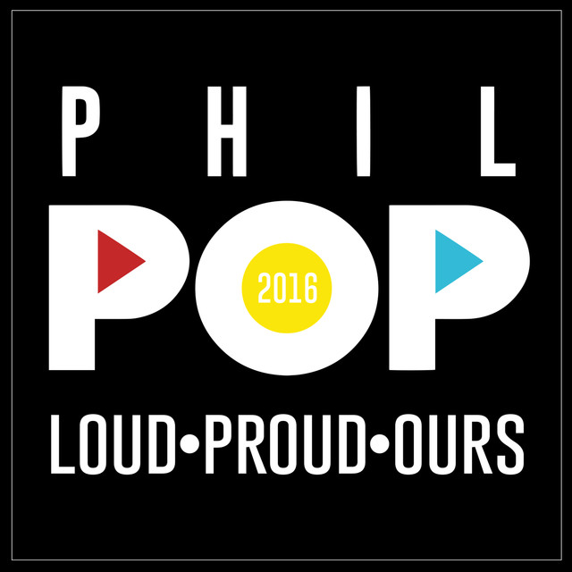 Album cover for PhilPop 2016 by Various Artists