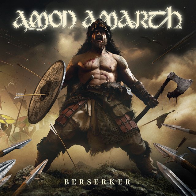 Album cover for Berserker by Amon Amarth