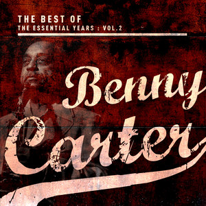 Benny Carter More Than You Know cover