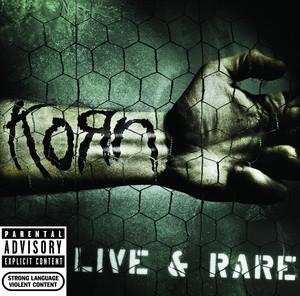 Live & Rare Albumcover