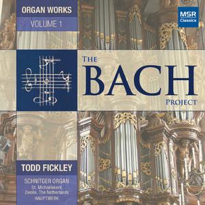 The Bach Project, Vol. 1: Organ Works album
