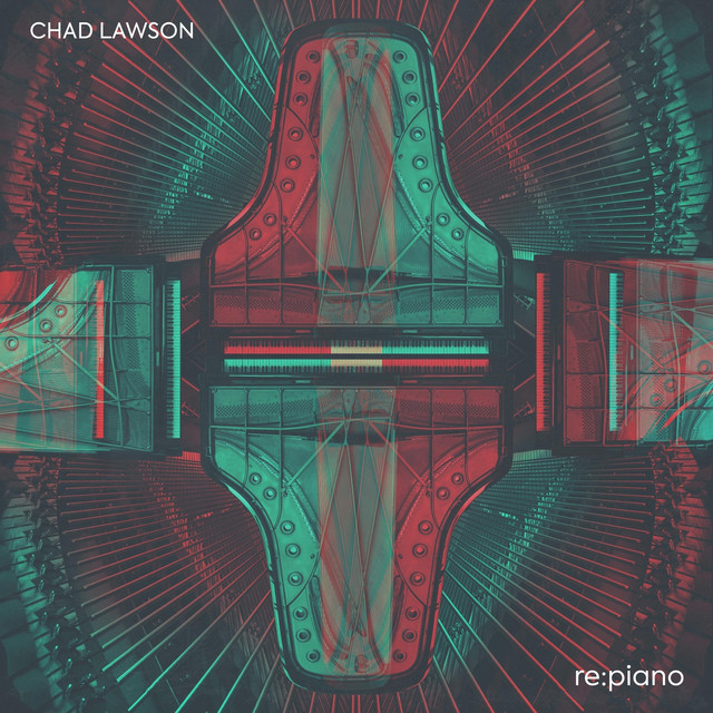 Album cover for Re:Piano by Chad Lawson