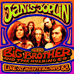 Janis Joplin Live At Winterland '68 album
