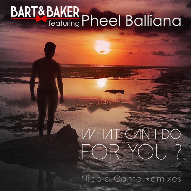 What Can I Do for You ? (feat. Pheel Balliana) - EP
