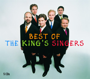 Paul Simon, The King's Singers Spirit Voices cover