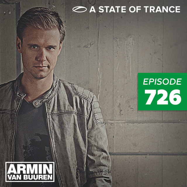A State Of Trance Episode 726 Albumcover